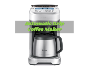 Automatic Drip Coffee Maker Relyproduct