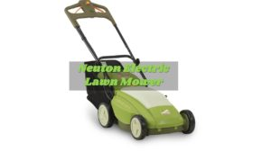 Neuton Electric Lawn Mower Relyproduct