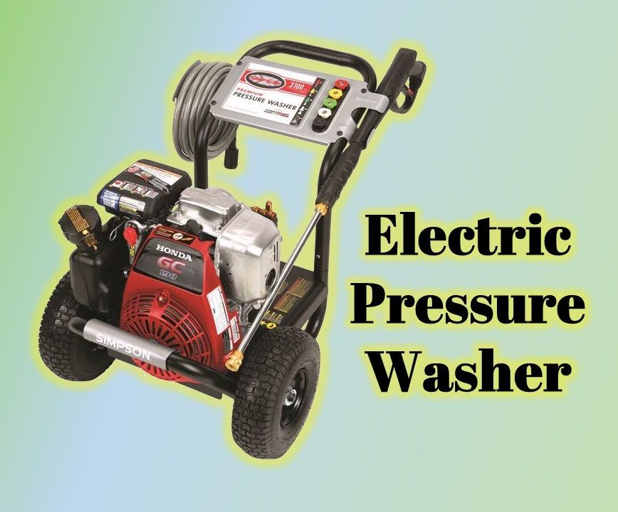 Electric Pressure Washer Pump Relyproduct