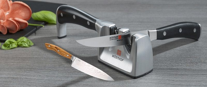 how to use a diamond knife sharpener