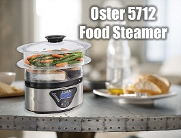 Oster 5712 Food Steamer Relyproduct